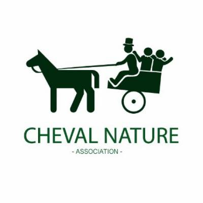 Logo - Cheval nature - Lespignan