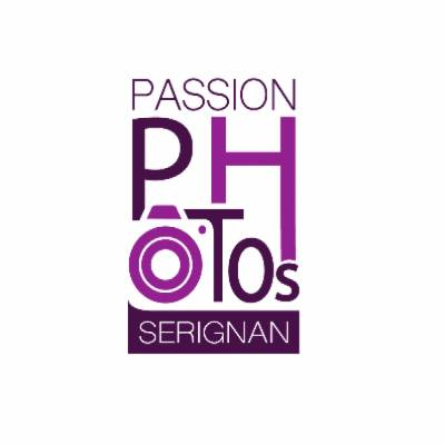 Logo - Passion photos - Sérignan